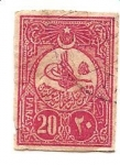 Stamps Turkey -  No 97A-102