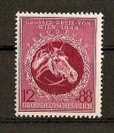 Stamps Germany -  Gran Premio de Hipica de Viena