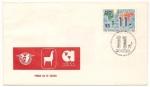 Stamps Peru -  Feria Internacional del Pacífico