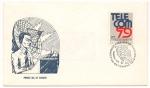 Stamps Peru -  TELECOM 79