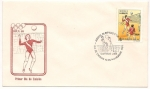 Stamps Peru -  Juegos Olimpicos Seul 88
