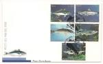 Stamps America - Peru -  Peces del Mar del Perú