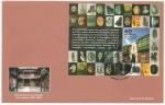 Stamps Peru -  60 aniversario del Instituto Riva-Aguero 1947-2007