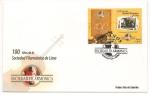 Stamps Peru -  100 años de la Filarmónica de Lima