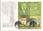 Stamps Peru -  Kuélap