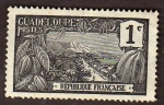 Stamps America - Guadeloupe -  Mont Houelmont