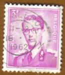 Stamps Europe - Belgium -  REY BALDUINO