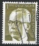 Stamps Germany -  Heinemann