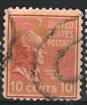 Stamps Slovenia -  John Tyler