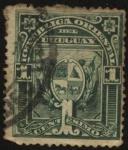 Stamps Uruguay -  Escudo Nacional..