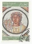 Sellos del Mundo : Africa : Argelia : Mosaico romano 'La primavera'