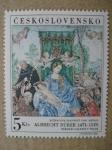 Sellos del Mundo : Europa : Checoslovaquia :