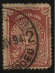 Sellos de America - Uruguay -  Escudo Nacional.