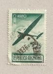 Sellos de America - Argentina -  Avión