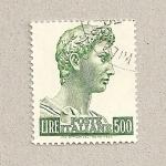 Stamps Italy -  Romano