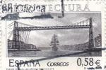 Stamps : Europe : Spain :  Puente Vizcaya. Las Arenas. Portugalete