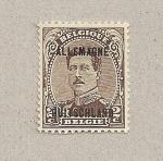 Stamps Germany -  Ocupación Belga