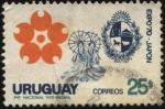 Stamps Uruguay -  Exposición de Japón en Uruguay. Expo70 -