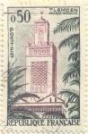 Stamps France -  TLEMCEN