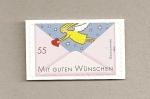 Stamps Germany -  Con buenos deseos