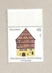 Sellos de Europa - Alemania -  Casa con paredes entramadas de 1582