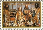 Sellos de America - España -  NAVIDAD