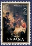 Sellos de Europa - España -  Edifil 2003 Navidad 1970 2