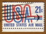 Stamps of the world : United States :  USA & JET