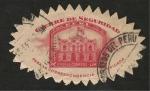 sellos de America - Perú -  Cierre de Seguridad para la Correspondencia Certificada