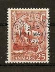 Sellos de Europa - Dinamarca -  250 Aniversario de la escuela naval de la isla Holmen.