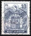 Stamps Europe - Spain -  Póliza águila.