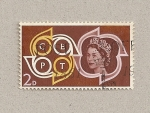 Stamps United Kingdom -  Europa
