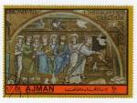 Stamps United Arab Emirates -  San Marcos de Venecia