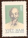 Sellos de Asia - Vietnam -  Ho Chi Minh, 75 aniversario de su nacimiento.