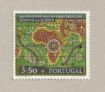 Stamps Portugal -  V Centenario nacimiento Vasco da Gama