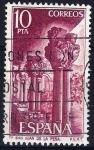 Sellos de Europa - España -  2799 Monasterio San Juan de la Peña.Capiteles.