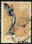 Stamps Uruguay -  Correo aéreo