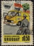 Sellos de America - Uruguay -  150 a�os del Correo uruguayo. Transportes de correspondencias y encomiendas.