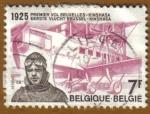 Stamps Belgium -  50Th. BRUSELLES-KINSHANA