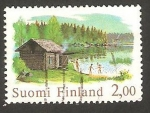 Stamps : Europe : Finland :  paisaje