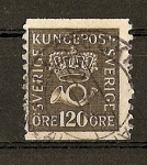 Stamps Europe - Sweden -  Kunglpost