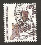 Sellos de Europa - Alemania -  2043 - Fortaleza de Eisenach