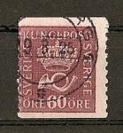 Stamps Europe - Sweden -  Kunglpost