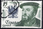 Sellos del Mundo : Europa : España :  2552 Reyes de España. Casa de Austria. Carlos I.