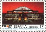 Stamps : Europe : Spain :  EXPOSICION UNIVERSAL DE SEVILLA