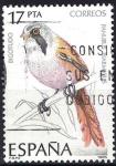 Sellos del Mundo : Europa : España :  2823 Pájaros. Bigotudo.