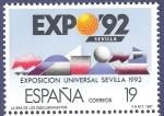Sellos de Europa - España -  Edifil 2875 Expo'92 19 NUEVO (2)