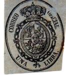 Stamps Europe - Spain -  Sello de Servicio