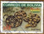 Sellos del Mundo : America : Bolivia : Sicurí (BOA)