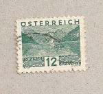 Sellos de Europa - Austria -  Traunsee